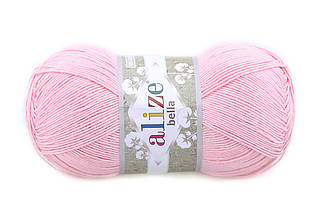 Alize Bella 100, Розовый №32