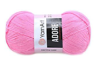 YarnArt Adore, Розовый №339