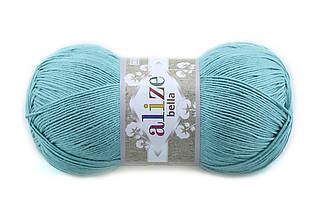 Alize Bella 100, Лазурный №462