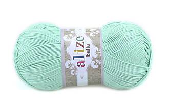 Alize Bella 100, Мята №266