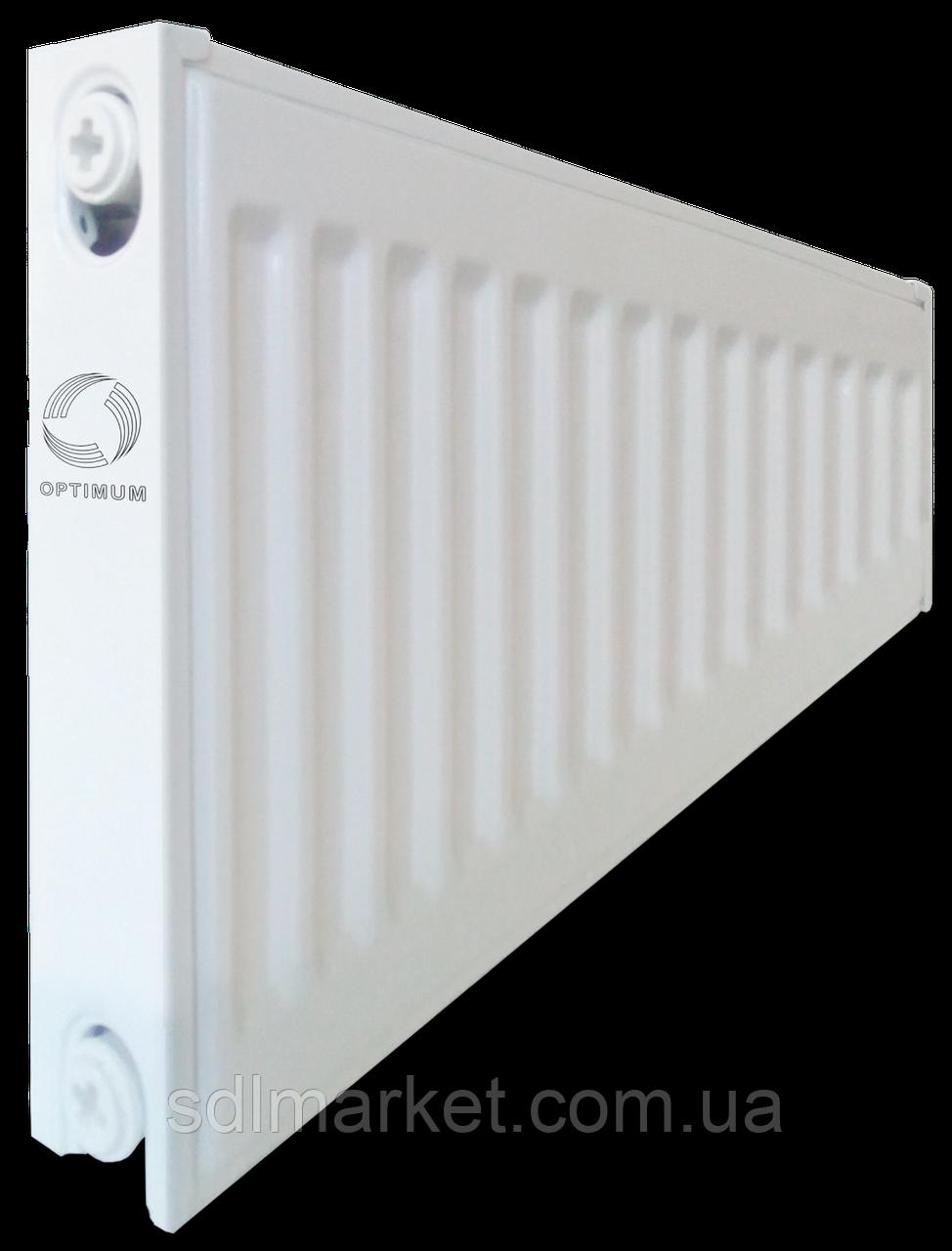 Радиатор стальной панельный OPTIMUM 11 бок 300х2400