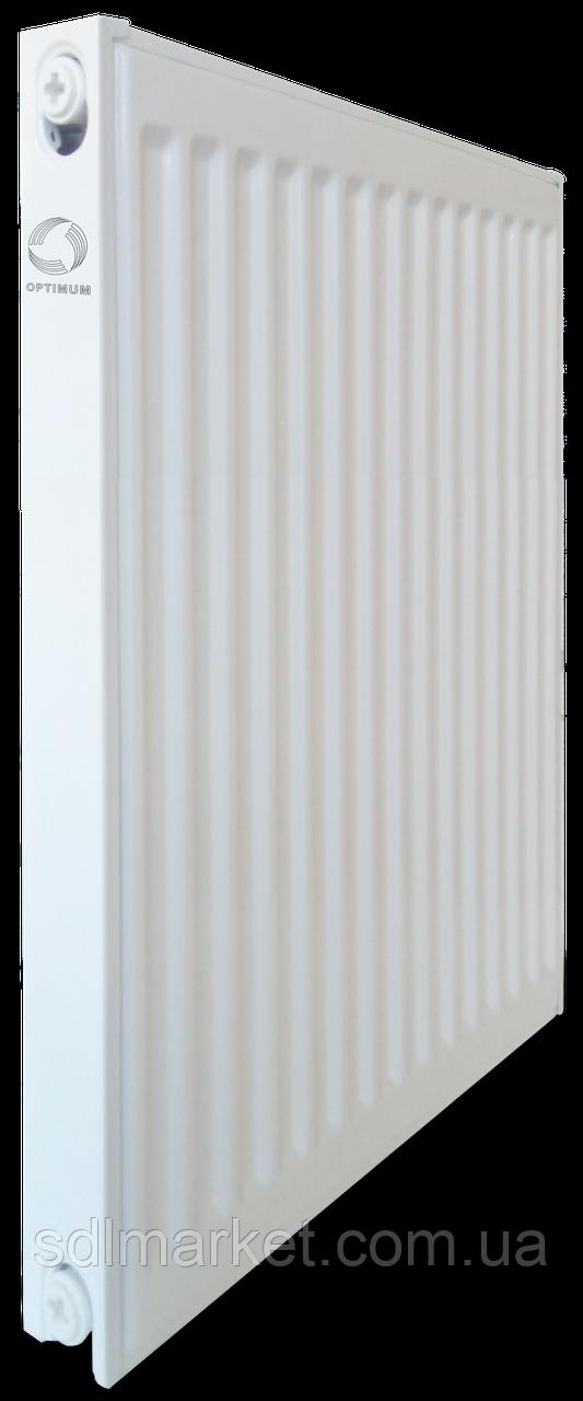 Радиатор стальной панельный OPTIMUM 11 бок 600х2600