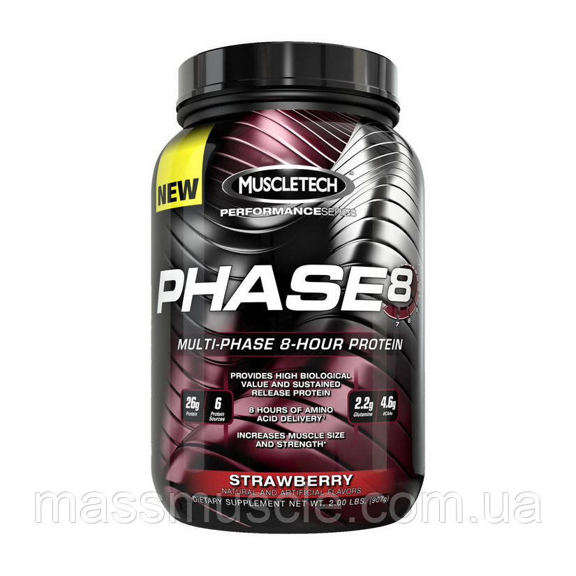 Протеин Muscletech Phase 8 908g