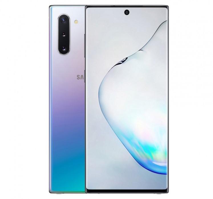 Samsung Galaxy Note 10 Plus (256gb) White / Aura Glow
