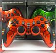 Беспроводной джойстик PS3/PS2/PS1/PC/360/TV 6в1 (Зеленый), фото 6