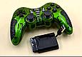 Беспроводной джойстик PS3/PS2/PS1/PC/360/TV 6в1 (Зеленый), фото 4