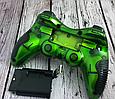 Беспроводной джойстик PS3/PS2/PS1/PC/360/TV 6в1 (Зеленый), фото 3