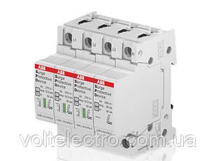 Ограничитель перенапряжения  OVR T1-T2 3N 12 5-275sP QS ABB