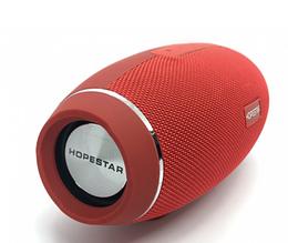Портативная Bluetooth колонка Hopestar H20 красная