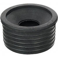 Редукция резиновая, 50/40 (черная)
