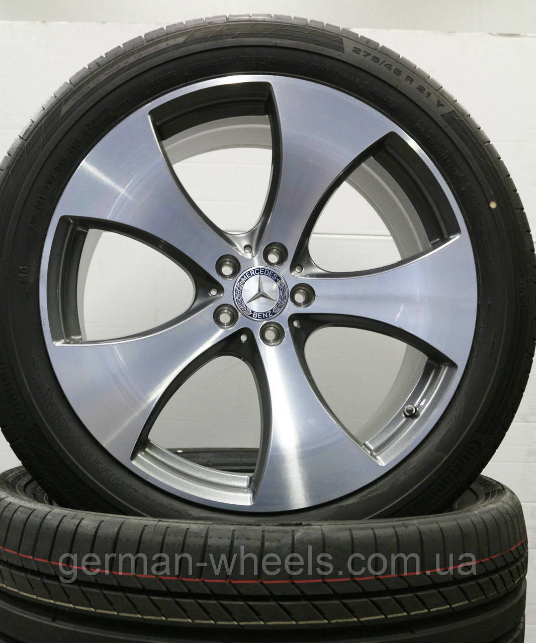 """Колеса 21"""" Mercedes GLE Coupe W 292"""