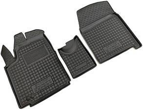 Поліуретанові (автогум) килимки в салон Citroen / Сітроен - Jumpy / Джампі 2007- (V2.0)