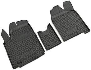 Поліуретанові (автогум) килимки в салон Citroen / Сітроен - Jumpy / Джампі 2007- (V1.6)
