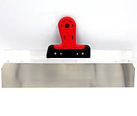 Шпатель фасадний 500/60мм алюмінієве підставу гумова ручка Htools, 19K156, фото 1