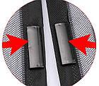 """Москітна сітка на магнітах на двері """"Magic Mesh"""" в упаковці, 200 см. х 104 див., чорна, фото 5"""