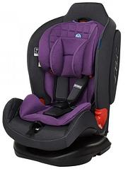 Автокресло детское ME 1065 TALISMAN бежевый (5 цветов) Фиолетовый