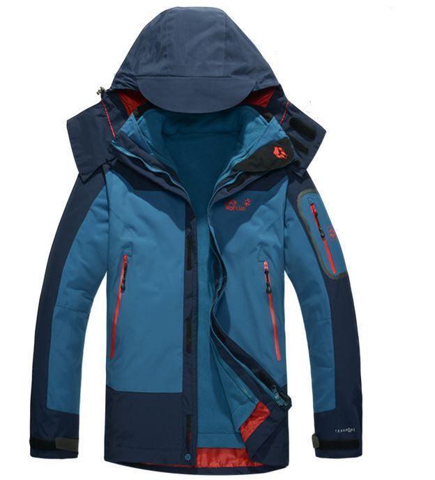 7b7678843a9a Мужская куртка 3 в 1 JACK WOLFSKIN. Весенние куртки мужские. Куртки  спортивные. Демисезонные