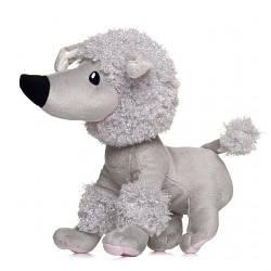Мягкая игрушка собачка пудель (23 см)