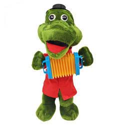 Мягкая игрушка Крокодил Гена, 29 см 11084