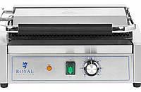 Гриль контактний притискної Royal 2200 Вт 33 x 22 см