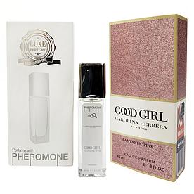 Pheromone Formula Carolina Herrera Good Girl Fantastic Pink женский 40 мл