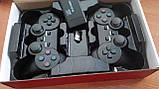 Ігрова консоль Game Console LITE RED 3500 Ігор +32 Гб карта пам'яті (на 2 джойстика), фото 2