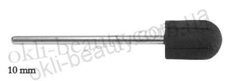 Держатель для  педикюрных  наждачных колпачков d=10 mm