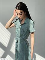 Женское летнее платье софт 2021