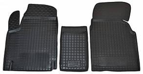Полиуретановые (автогум) коврики в салон Fiat Scudo / Фиат Скудо 1997-2007