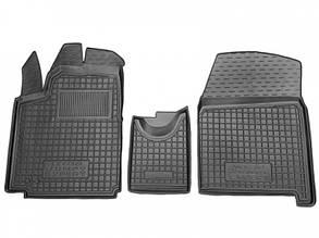 Полиуретановые (автогум) коврики в салон Fiat Scudo / Фиат Скудо 2007- (V2.0)