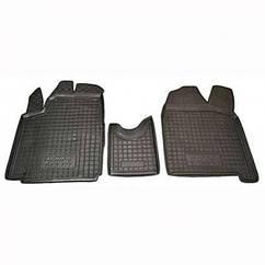 Полиуретановые (автогум) коврики в салон Fiat Scudo / Фиат Скудо 2007- (V1.6)