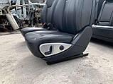 Сидіння чорні 3 ряда на Mercedes GL X164 салон Мерседес гл 164, фото 9