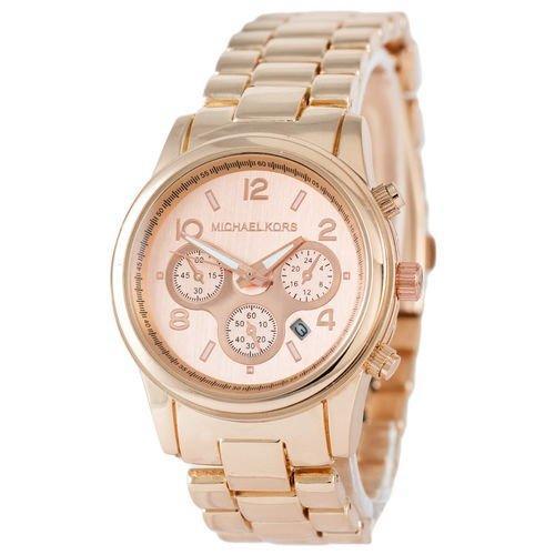 Наручные женские часы Michael Kors Pink Gold классические Годинник мишель корс руку Кварцевые 100% КАЧЕСТВО!