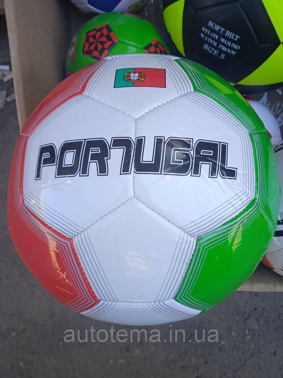 Детский футбольный мяч №5 маленький мяч