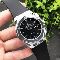 Наручные часы Hublot Big Bang 882888 Мужские годинник NEW Швейцарские на руку Кварцевые ТОП!