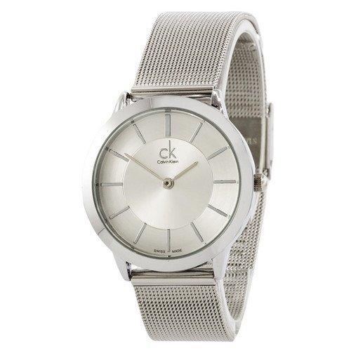 Наручний жіночий годинник Calvin Klein Silver класичні Годинник кельвін кляйн на руку Кварцові 100% ЯКІСТЬ!