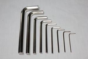 Ключ шестигранный торцевой, 6 мм HTools, 35K905