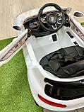 Дитячий електромобіль Porsche M 3178 EBLR Порше, фото 10