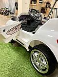 Дитячий електромобіль Porsche M 3178 EBLR Порше, фото 9
