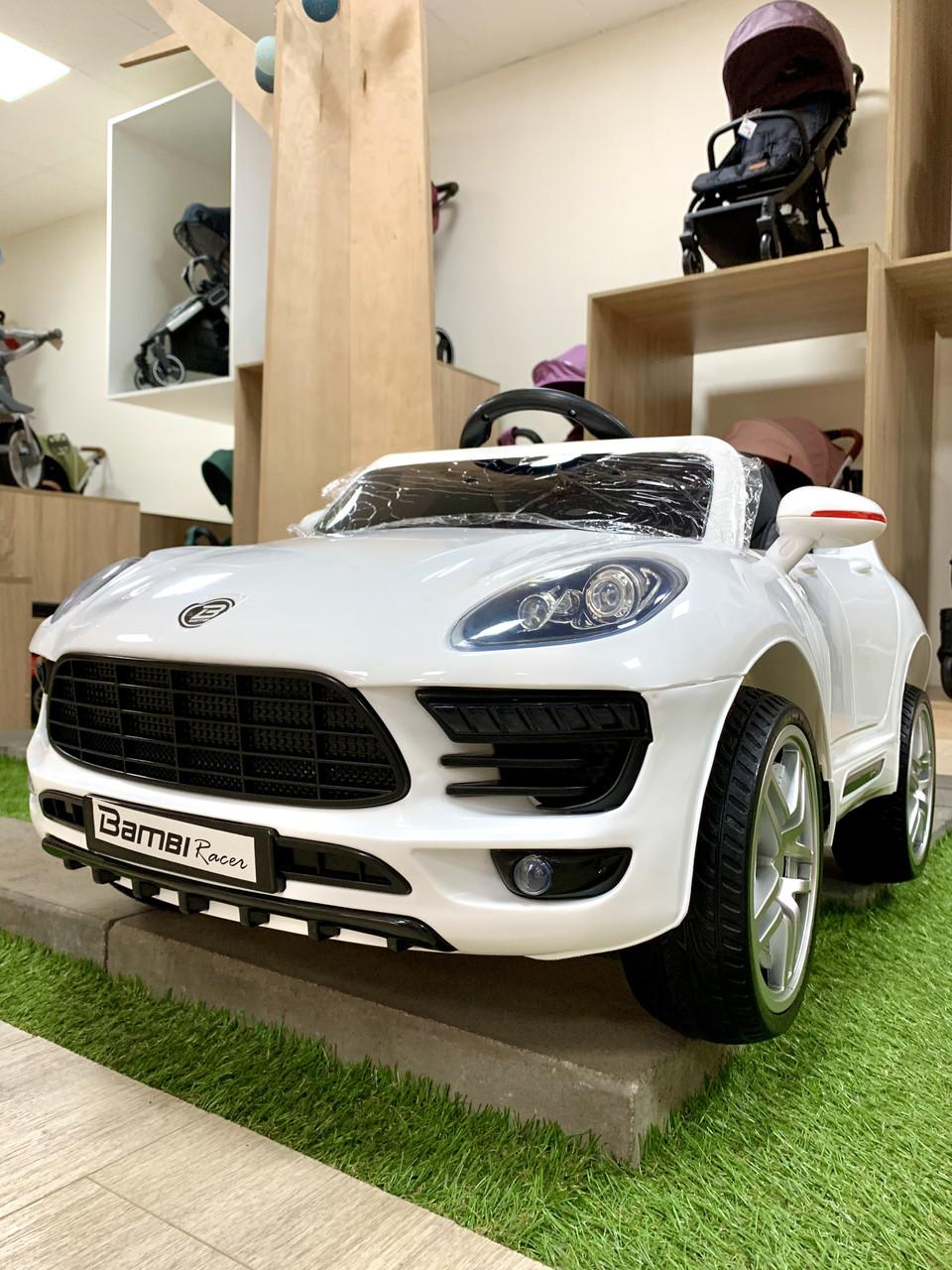 Дитячий електромобіль Porsche M 3178 EBLR Порше