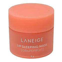 Ночная восстанавливающая маска для губ Грейпфрут Laneige Lip Sleeping Mask Grapefruit