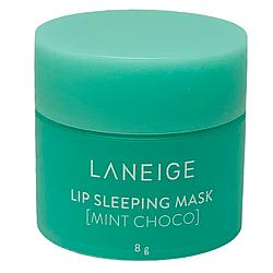 Ночная восстанавливающая маска для губ Мята и Шоколад Laneige Lip Sleeping Mask Choco Mint