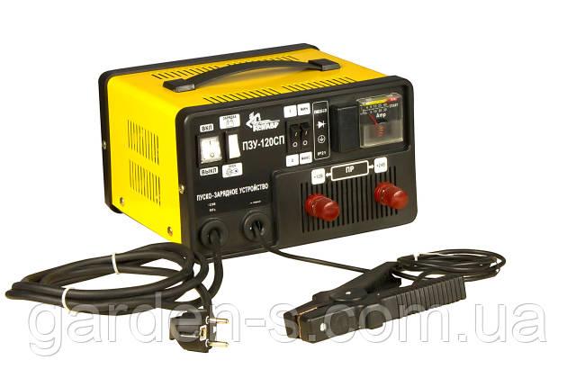 Пуско-зарядное устройство Кентавр ПЗУ-120СП, фото 2