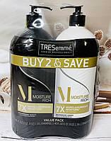 Увлажняющий шампунь и кондиционер с витамином Е TRESemme
