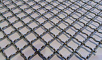 Сетка рифленая канилированная - 4,0 - 12 мм х 12 мм (неоцинкованная), фото 1