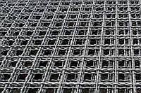 Сетка рифленая канилированная - 4,0 - 15 мм х 15 мм (неоцинкованная)