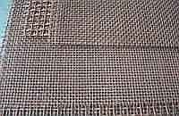 Сетка рифленая канилированная - 3,0 - 8 мм х 8 мм (неоцинкованная)
