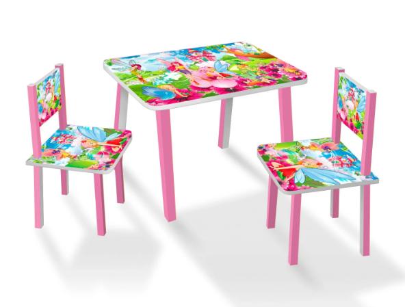 """Дитячий ігровий столик """"Феї"""" З 097"""