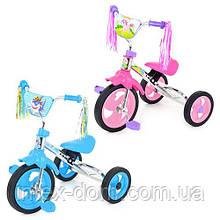 Велосипед M 1658B (Блакитний)