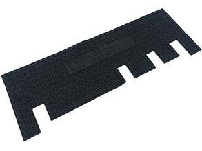Авто килимки в салон Ford Custom / Форд Кастом 2012- (2-й ряд)